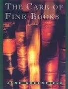 The Care Of Fine Books book